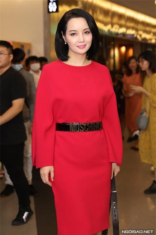 Diễn viên - nhà sản xuất - đạo diễn Mai Thu Huyền.