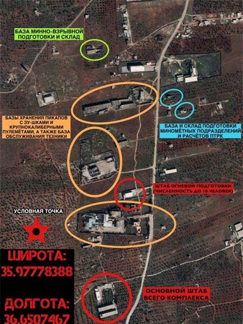 Nga nem bom phien quan Syria...theochi dantren Internet