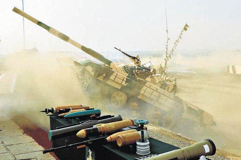 Xe tăng T-72 của Nga bị nghi khiến 8 sĩ quan quân đội Mỹ thiệt mạng