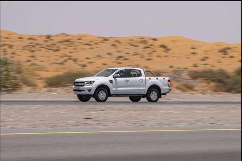 Ford Ranger XLS.