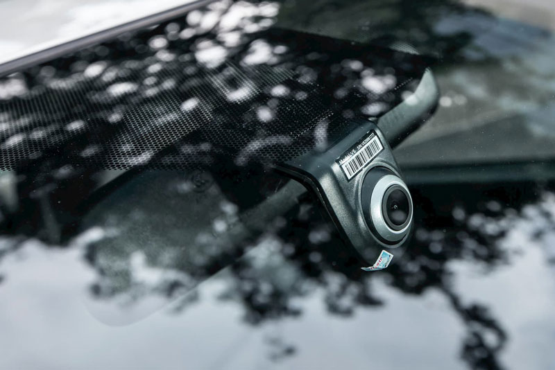 Camera hành trình đảm nhiệm nhiều chức năng gắn sẵn trên Ciaz 2020.