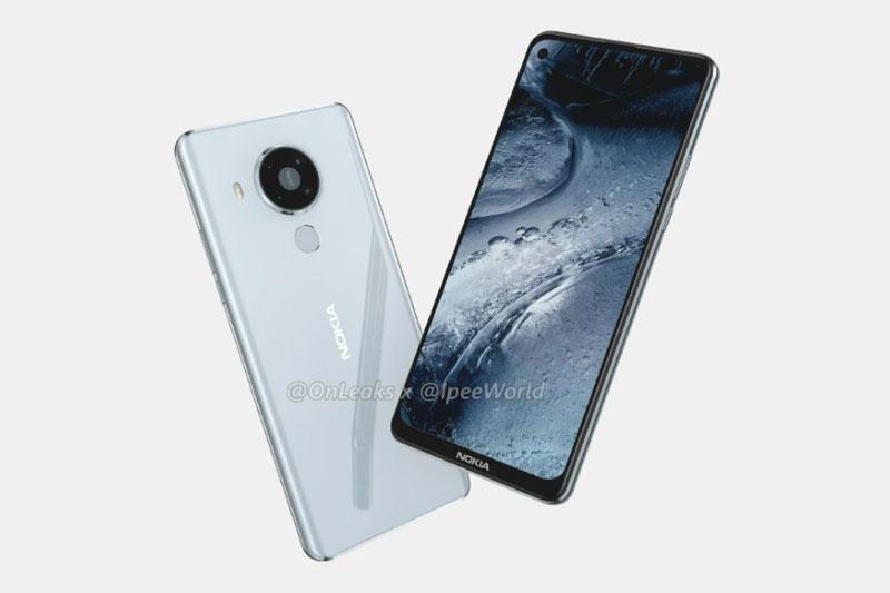 Nokia 7.3 5G với chip S690, pin 4.000 mAh lộ thiết kế đẹp mê ly