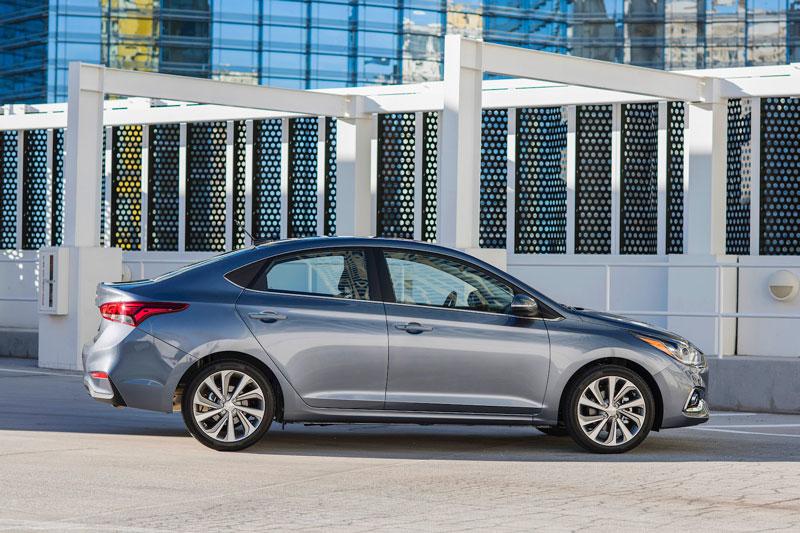 2. Hyundai Accent 2020 (giá khởi điểm: 15.295 USD).