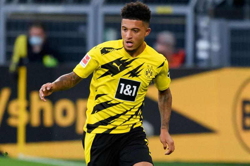 2. Jadon Sancho (Dortmund, 20 tuổi, định giá chuyển nhượng: 105,3 triệu bảng).