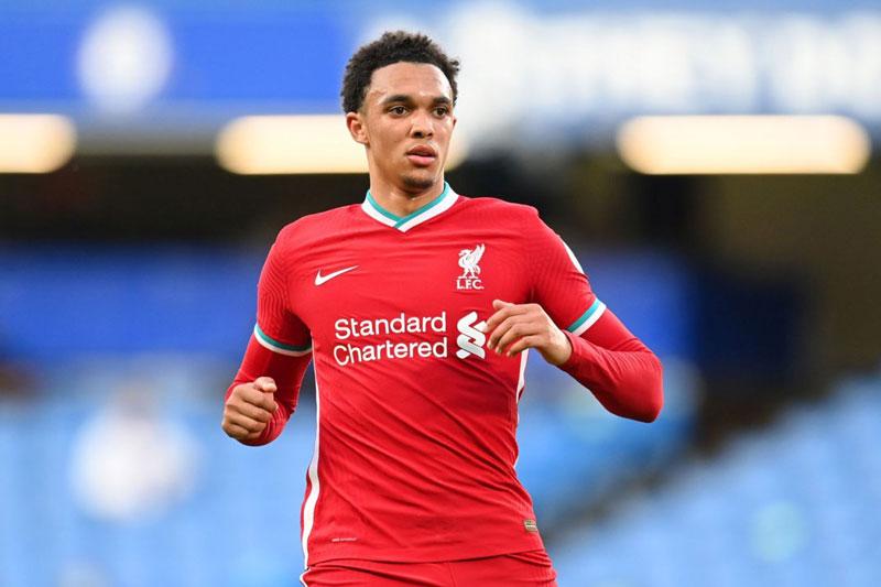 3. Trent Alexander-Arnold (Liverpool, 21 tuổi, định giá chuyển nhượng: 99 triệu bảng).