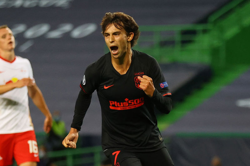 =4. Joao Felix (Atletico Madrid, 20 tuổi, định giá chuyển nhượng: 72,9 triệu bảng).