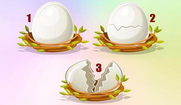 Bạn chọn quả trứng nào?