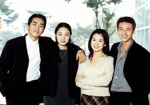 20 năm ngày phát sóng 'Trái tim mùa thu', những hình ảnh thuở ban sơ Song Hye Kyo bỗng hot trở lại
