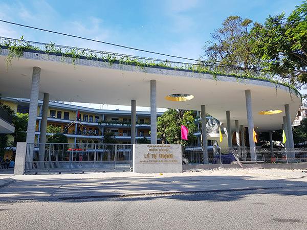 Đà Nẵng: Hơn 112 tỉ đồng đầu tư xây dựng mới Trường THPT Hòa Vang cơ sở 2