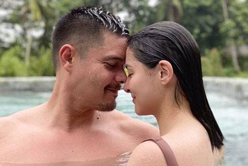 'Mỹ nhân đẹp nhất Philippines' chia sẻ khoảnh khắc bên chồng cùng lời tỏ tình bằng tiếng Hàn