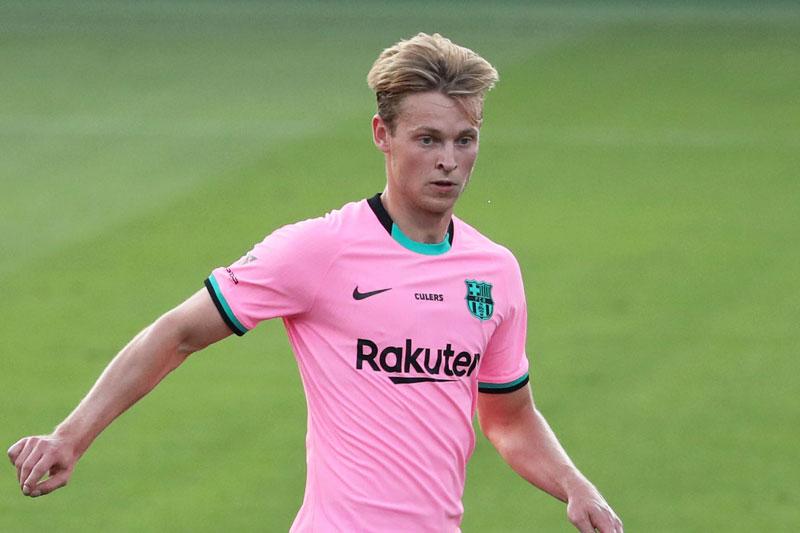 9. Frenkie de Jong (Barcelona, 23 tuổi, định giá chuyển nhượng: 64,8 triệu bảng).