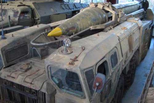 LNA bỗng dưng có hơn 100 tên lửa đạn đạo
