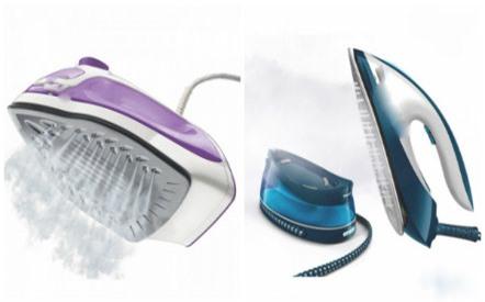 Bàn ủi hơi nước rất tiện lợi, dễ sử dụng nhưng tránh mắc sai lầm