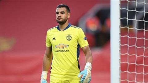 Everton nhắm thủ môn của M.U sau khi Pickford thi đấu thiếu an toàn