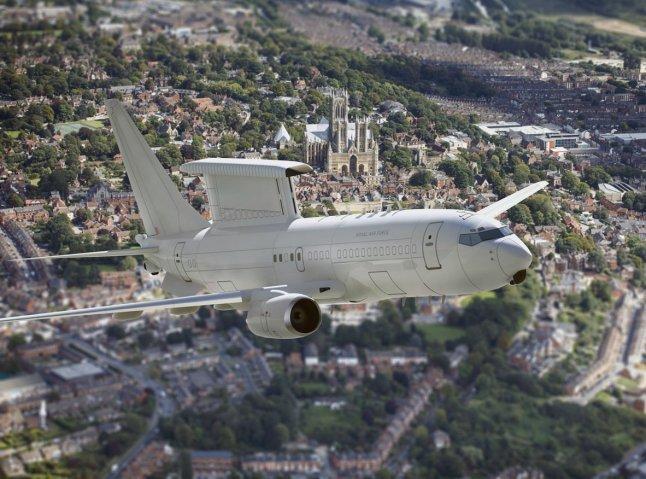 RAF có thể chỉ nhận được 3 chiếc E-7A Wedgetail, thay vì 5 chiếc như dự kiến ban đầu. Ảnh: Janes Defense.