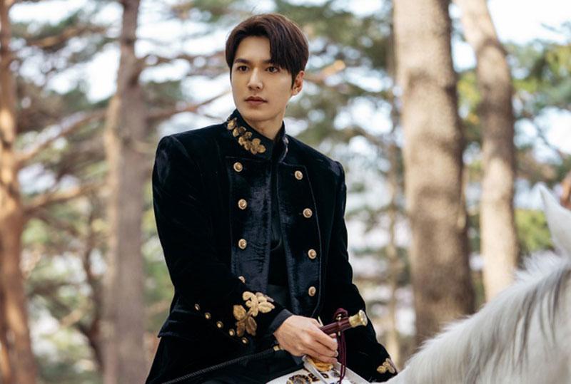 3. Lee Min-ho.