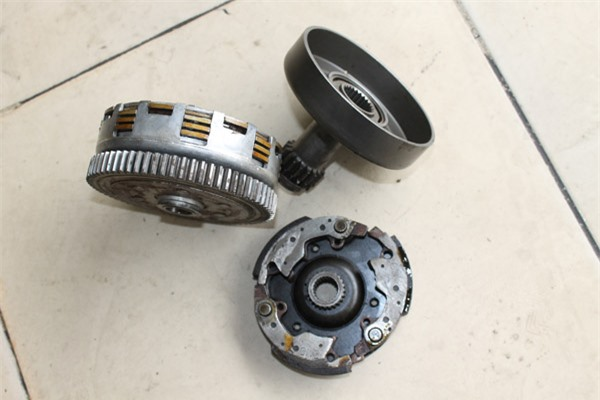 Những hư hỏng ở bộ ly hợp xe máy – chớ nên xem thường