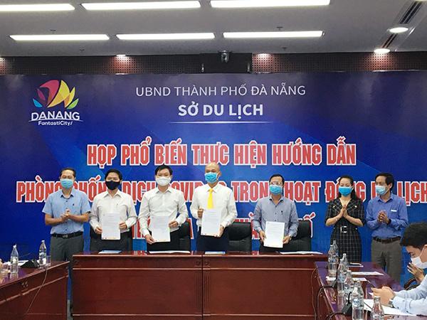 """""""Từ 25/9, Đà Nẵng tự tin triển khai các hoạt động kinh tế - xã hội và du lịch!"""""""