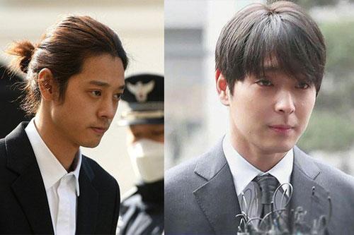 Đã có bản án chính thức dành cho Jung Joon Young và Choi Jonghun liên quan tấn công tình dục