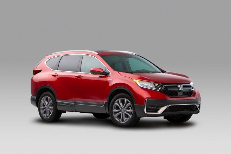Top 10 xe SUV 4 xi lanh tốt nhất năm 2020: Honda CR-V đầu bảng