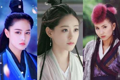 Những mỹ nữ xinh đẹp nhưng lại đau khổ vì tình trong thế giới Kim Dung