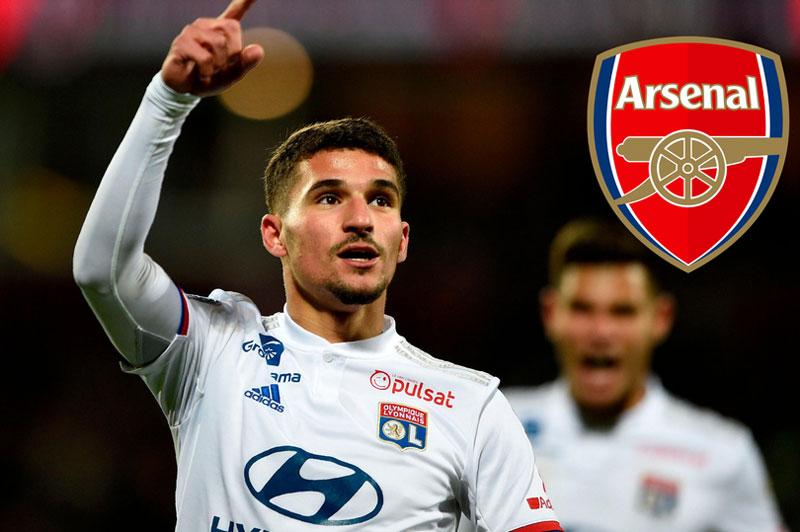 CHUYỂN NHƯỢNG Arsenal: Pháo thủ ra giá mua Aouar, lộ điều kiện để Jorginho cập bến Emirates