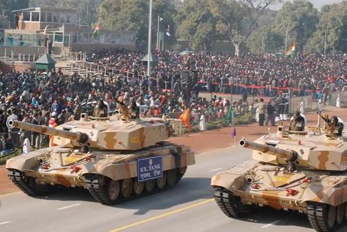 Bản sửa đổi hiếm nhất của T-72 được sử dụng ở Ấn Độ