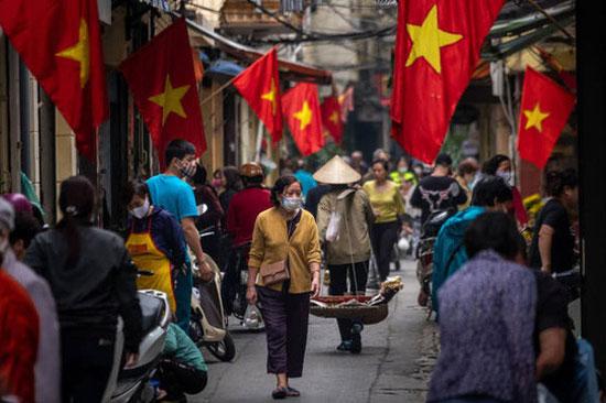 S&P lạc quan về triển vọng tăng trưởng kinh tế của Việt Nam. (Ảnh: FT)