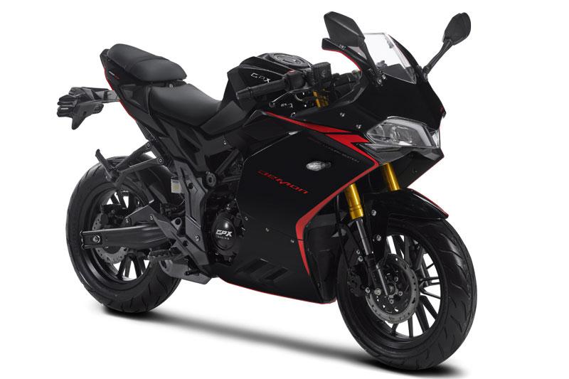 GPX Demon 150GR Luxury.