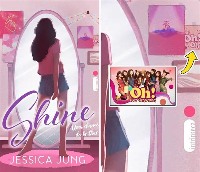 Jessica nhắc fan tìm kiếm manh mối về SNSD trong SHINE: Fan Hàn tức điên lên chê ai rảnh? - Ảnh 3.