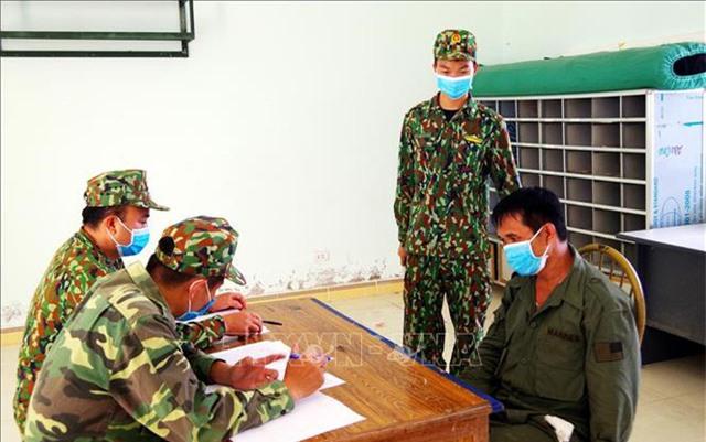 Triệt phá 2 đường dây đưa người Trung Quốc nhập cảnh trái phép vào Việt Nam - Ảnh 1.