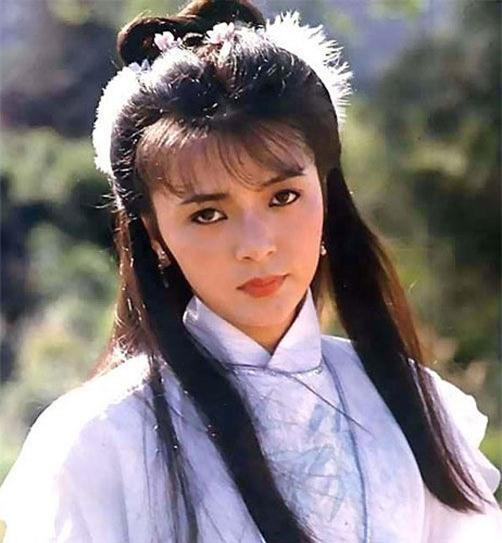 Ngắm lại nhan sắc Tiểu Long Nữ trong các bộ phim Kim Dung từ xưa tới nay - Ảnh 2.