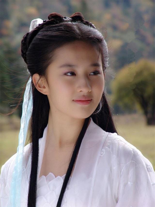 Ngắm lại nhan sắc Tiểu Long Nữ trong các bộ phim Kim Dung từ xưa tới nay - Ảnh 4.