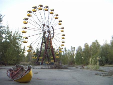 Thành phố Pripyat