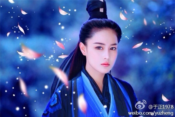 Những mỹ nữ xinh đẹp nhưng lại đau khổ vì tình trong thế giới Kim Dung - Ảnh 1.