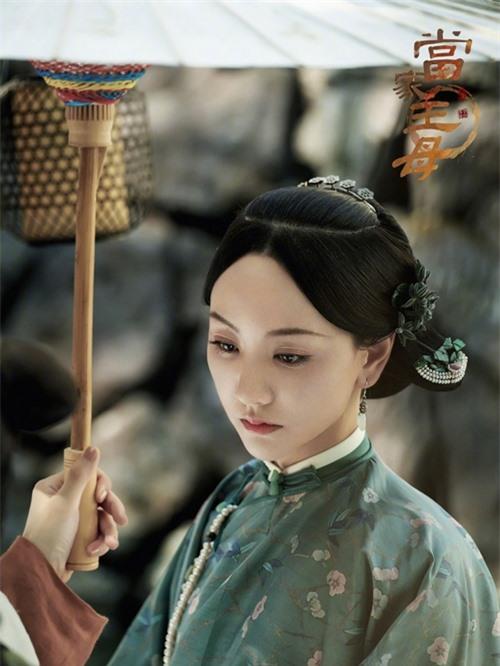 Dương Dung được khen xinh đẹp trong phim Đương gia chủ mẫu.