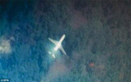Những chiếc máy bay xuất hiện sau hàng thập kỷ mất tích
