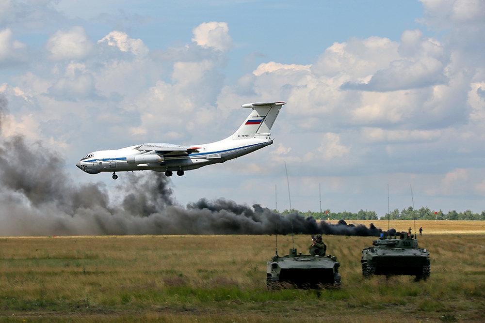 Peru sẽ mau máy bay vận tải quân sự của Nga thay vì Ukraine? Ảnh: RIA Novosti.