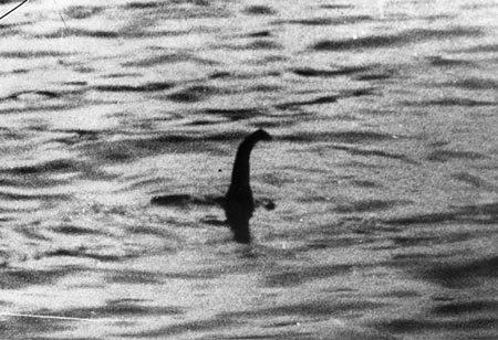 """Thủy quái hồ Loch Ness """"tái xuất""""?"""
