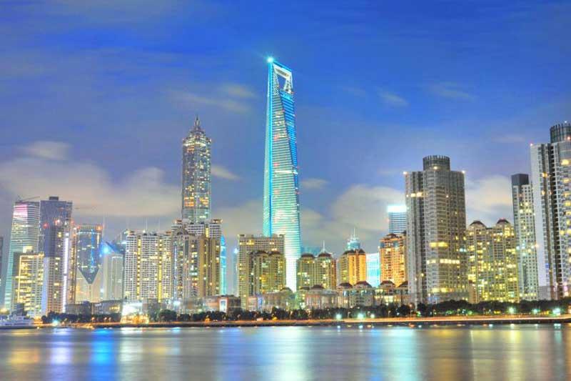11. Trung tâm tài chính thế giới Thượng Hải (Trung Quốc) - 101 tầng.