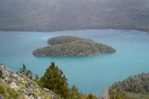 Patagonia, nơi các nhà khoa học tìm thấy dấu chân khủng long. (Nguồn: Internet)