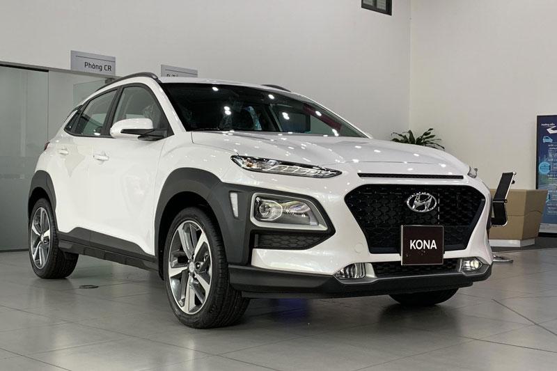 Những yếu tố tạo nên sức hút của Hyundai Kona trong phân khúc SUV đô thị