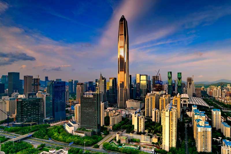 6. Trung tâm Tài chính Ping An (Trung Quốc) - 115 tầng.