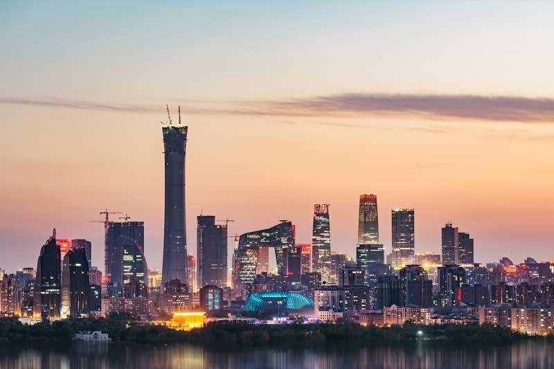 8. China Zun (Trung Quốc) - 108 tầng.