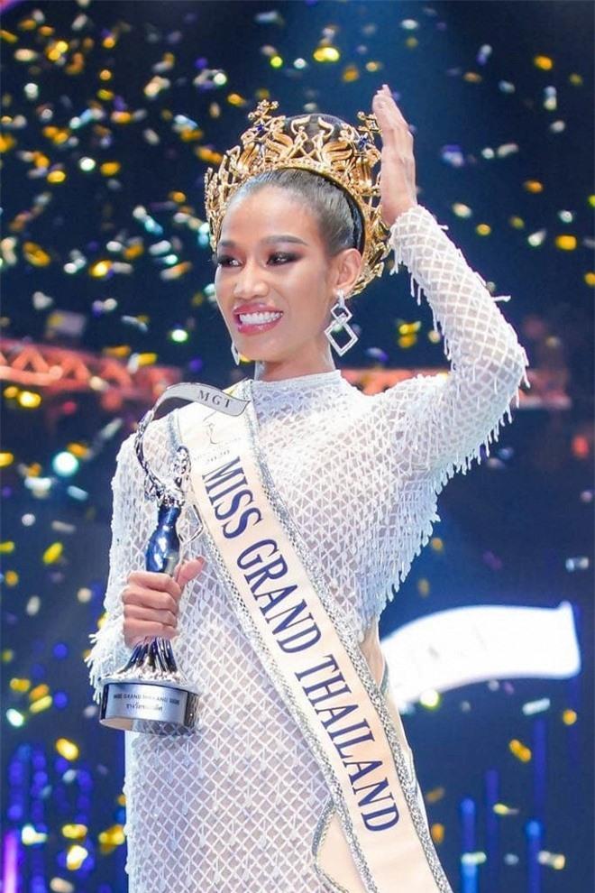 Miss Grand Thailand 2020 1