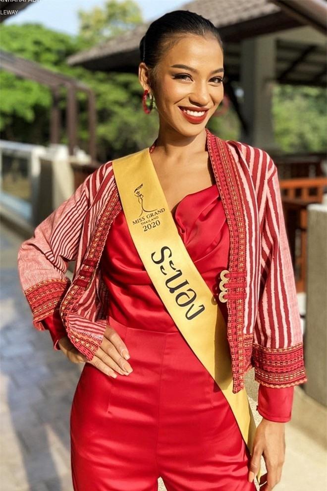 Miss Grand Thailand 2020 2