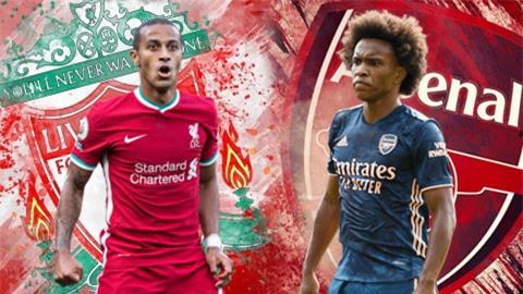 Đội hình dự kiến Liverpool vs Arsenal: Thiago Alcantara sẽ đá thay Henderson?