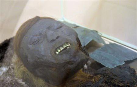 Phát hiện các xác ướp bí ẩn ở Nga
