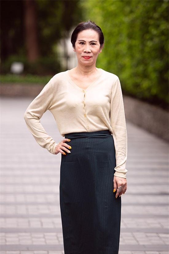 Thí sinh Trần Bích Nga.