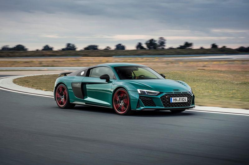 Chi tiết siêu xe Audi R8 Green Hell: Giới hạn 50 chiếc, giá hơn 6,3 tỷ đồng